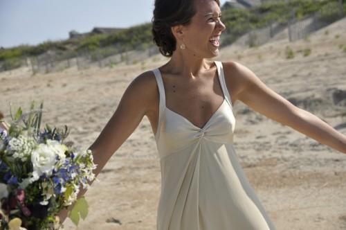A Real Hi Fi Wedding Caroline Amp Andrew S Beach Dream Hi