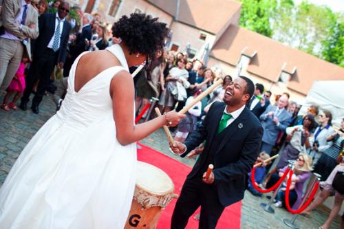 A Real Hi-Fi Wedding: Nathalie & John\'s Joyous Joining | HI-FI ...