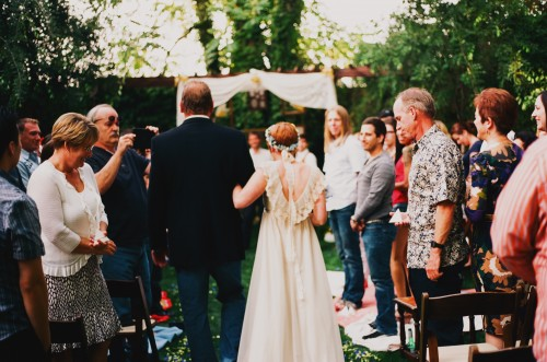 A Real Hi-Fi Wedding: Eric & Miranda\'s Musical Marriage | HI-FI ...