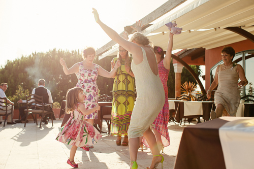 Dunas Beach Club Wedding